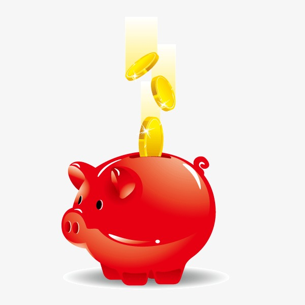 600x600 Pig Saving Money Png Images Vectors And Psd Files Free