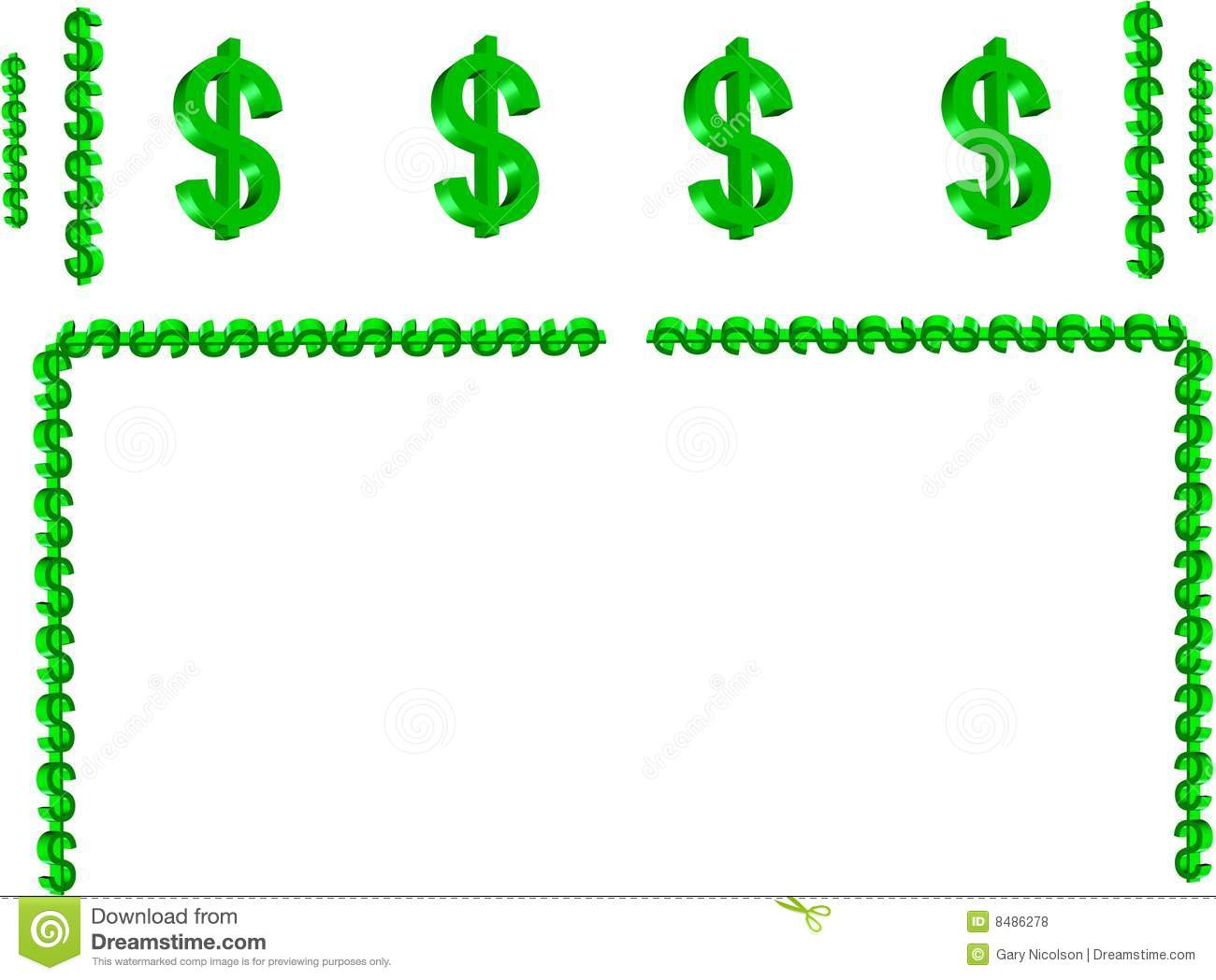 1300x1048 Free Money Clipart Borders