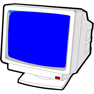 300x300 Computer Monitor Clipart, Cliparts Of Computer Monitor Free