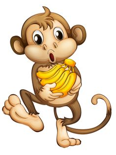 236x314 Cute Cartoon Monkeys Monkeys Cartoon Clip Art Cartoon Images