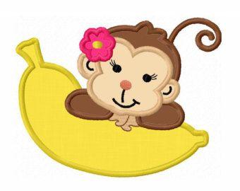 340x270 Banana Monkey Cliparts#177112