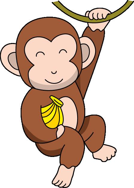 448x630 Monkey clip art images