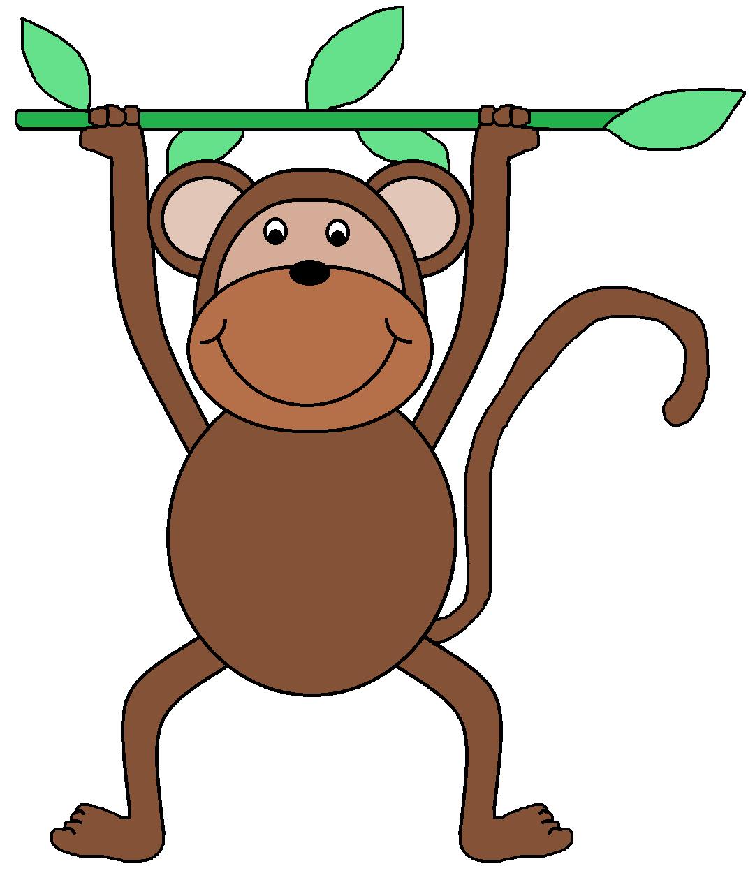 1081x1250 Monkey clip art images Clipart Panda
