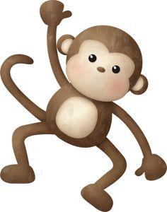 236x300 monkey Clip Art Hanging Monkey clip art