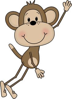 236x322 Cute Cartoon Monkeys Monkeys Cartoon Clip Art cartoon images