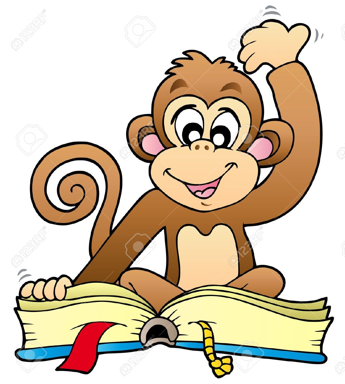 1168x1300 Homework clipart monkey