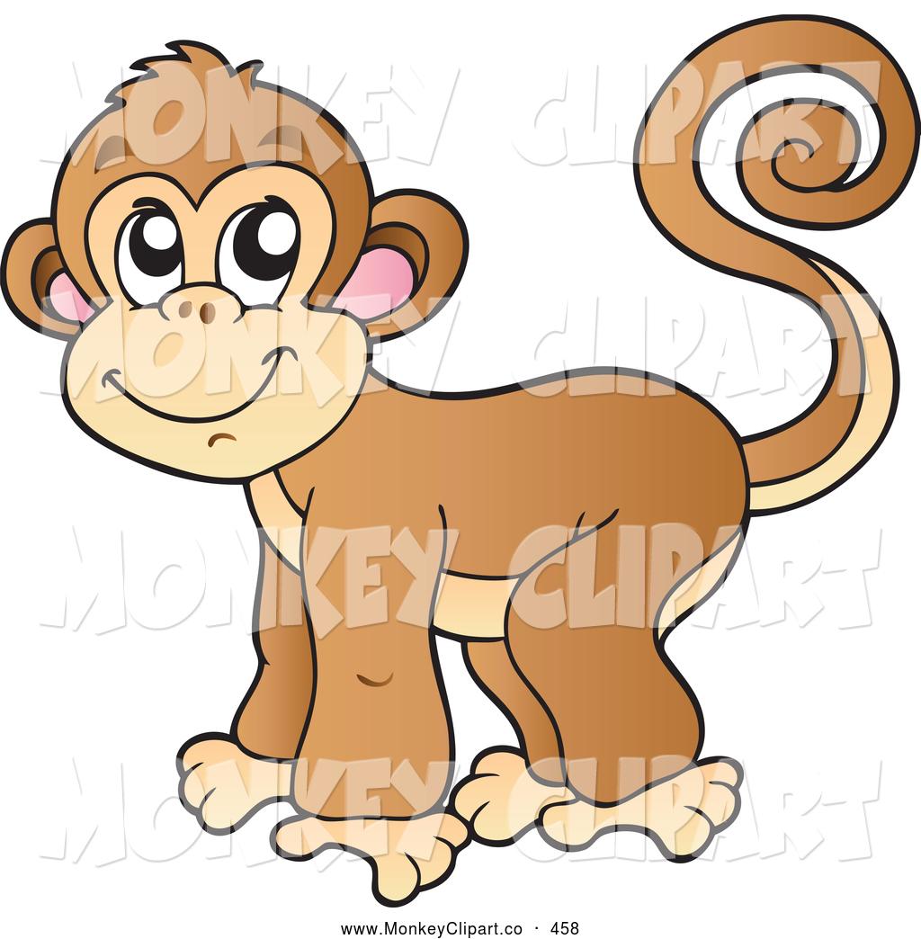 1024x1044 Top 95 Monkey Clipart