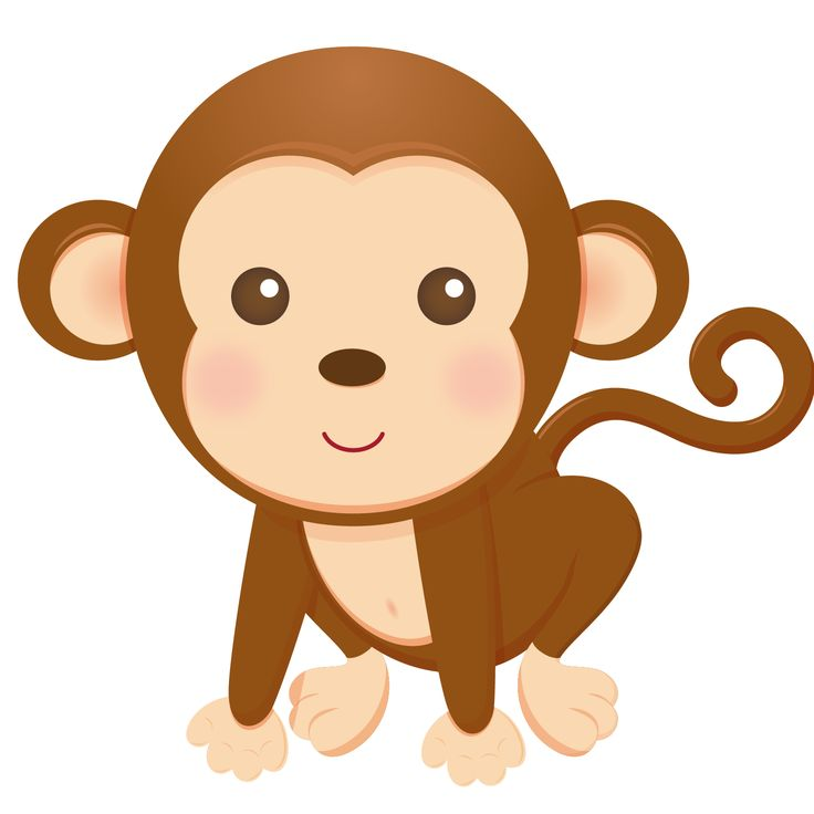 Monkey Clipart For Teachers