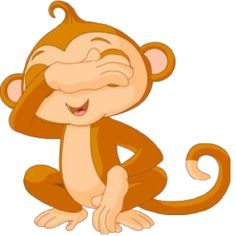 236x236 Cute Funny Cartoon Baby Monkey Clip Art Images. All Monkey Cartoon