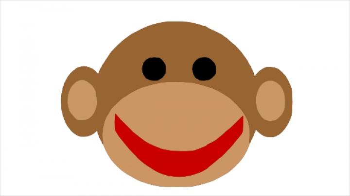 720x404 Best Cute Monkey Clipart 7797 Sock Monkey Clip Art Free