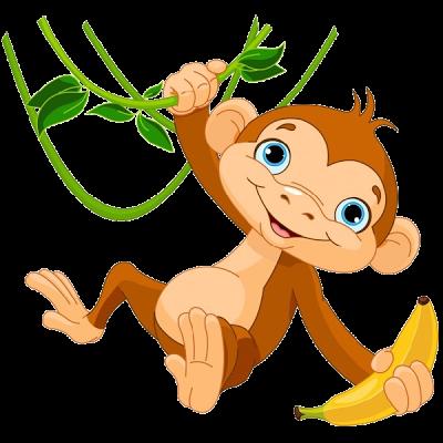 400x400 Monkey Clipart Free Download Clip Art