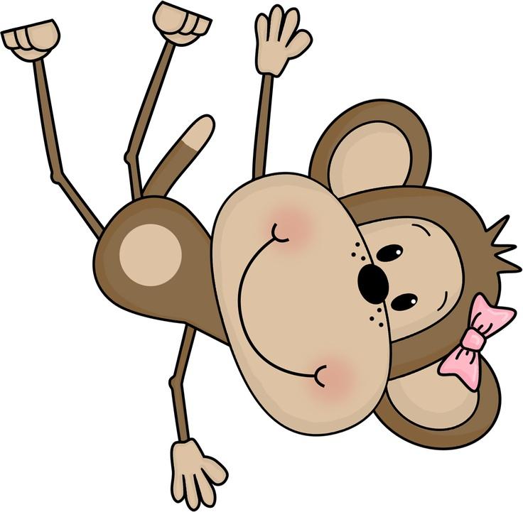 736x721 Monkey Clipart 2