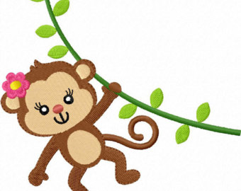 340x270 Year Of The Monkey Clipart Kid