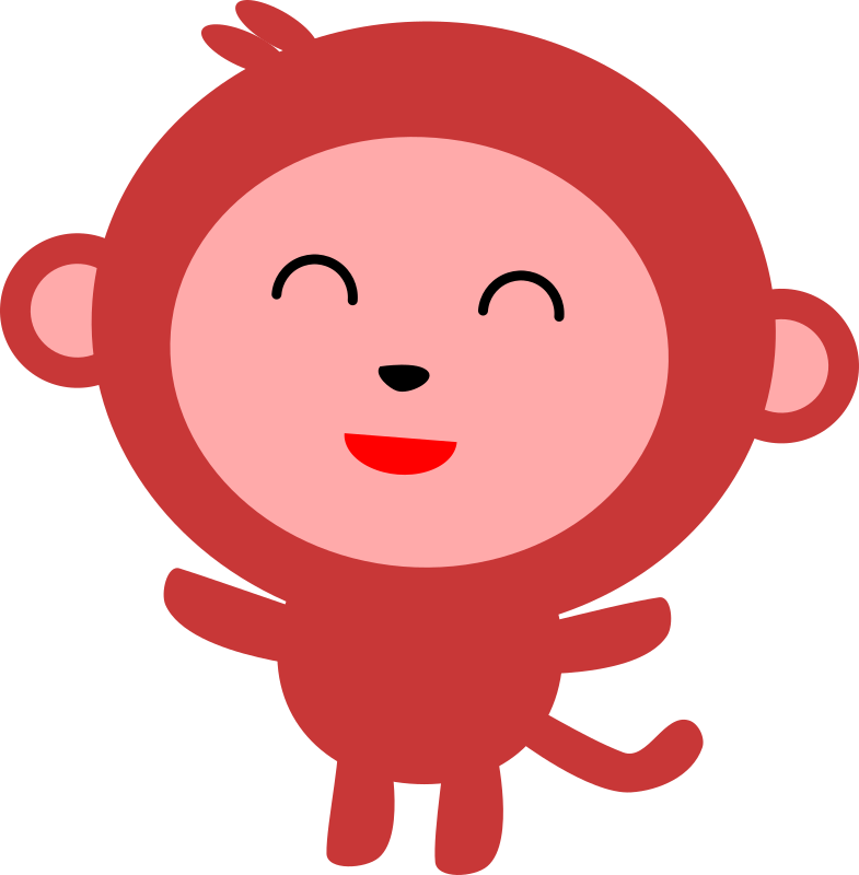 785x800 Free To Use Amp Public Domain Monkey Clip Art