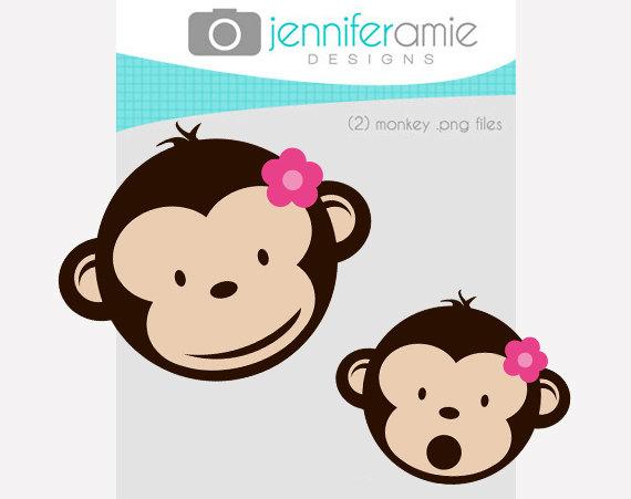 570x451 Mod Monkey Clipart – 101 Clip Art