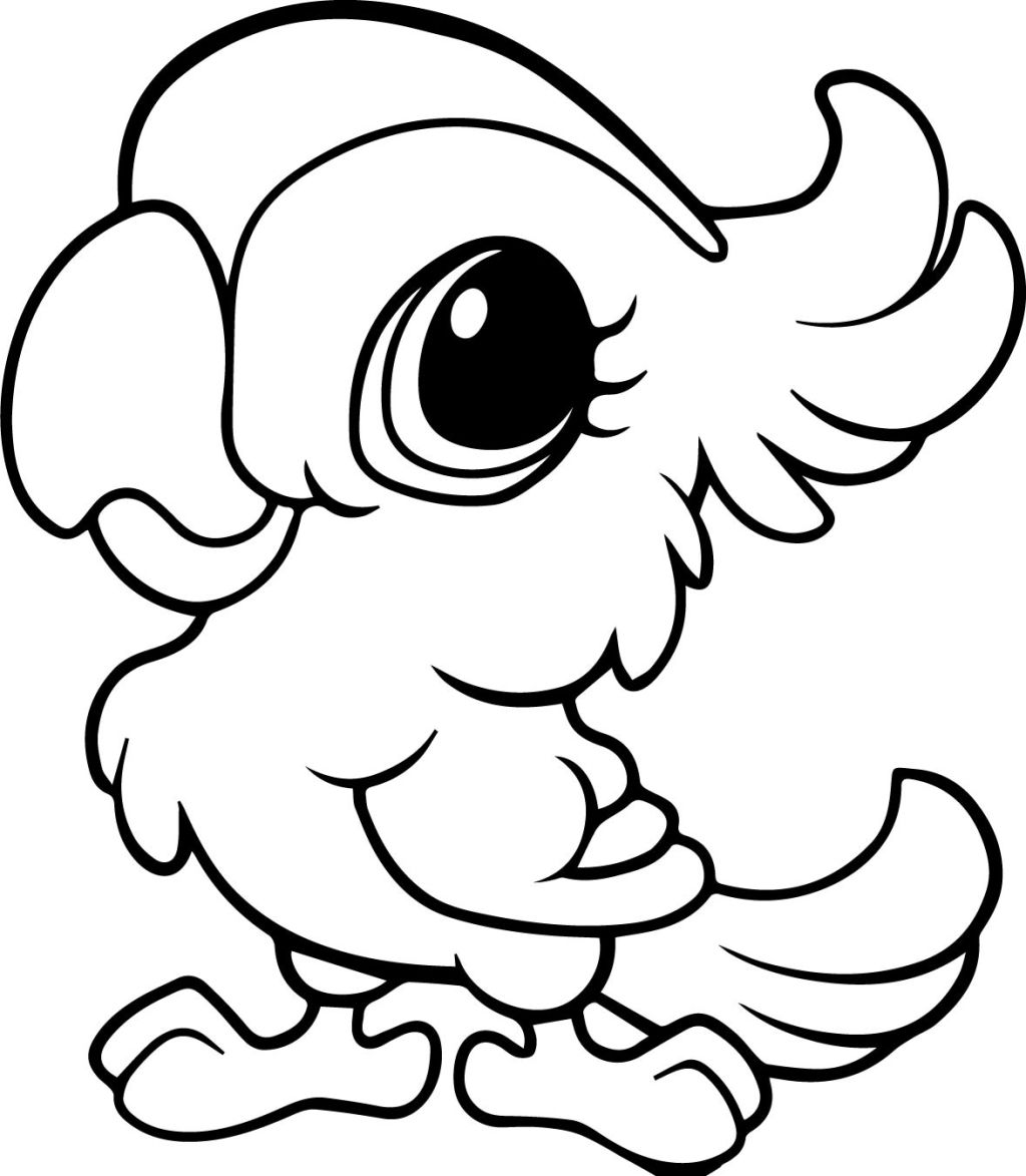 Monkey Coloring Pages Free download