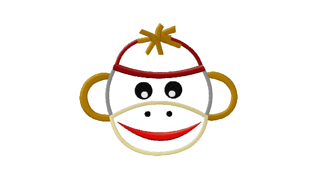Monkey Face Clipart | Free download best Monkey Face Clipart on ...