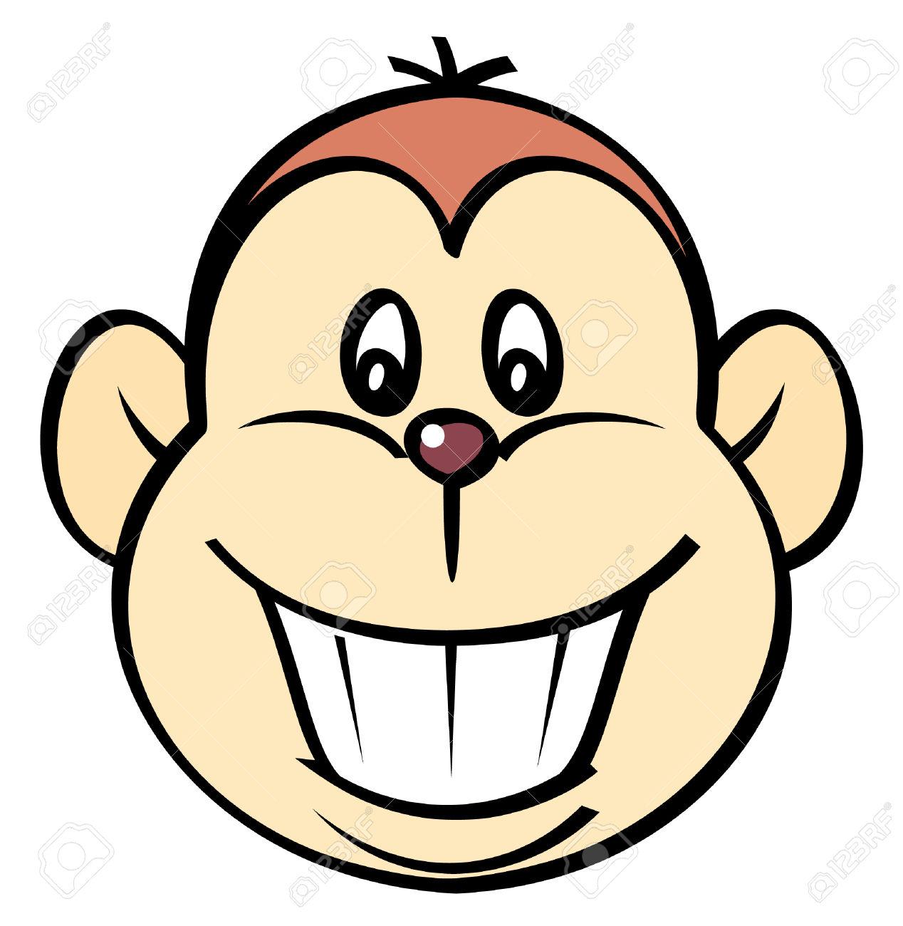 1268x1300 Best Monkey Face Clipart