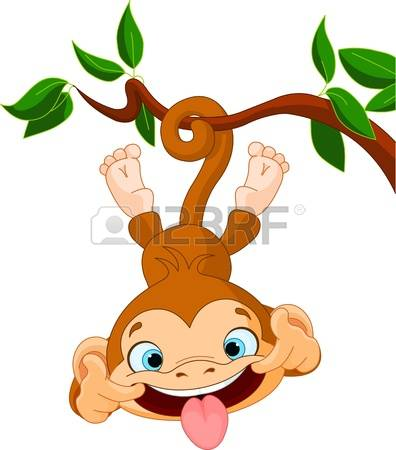 396x450 Cute Monkey Clip Art Many Interesting Cliparts