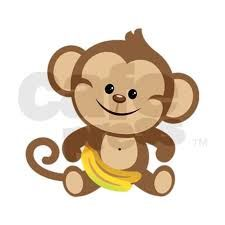 225x225 Cute Cartoon Monkeys Monkeys Cartoon Clip Art Cartoon Images