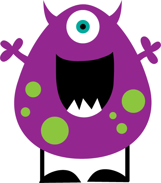 517x585 Free Monster Clip Art Pictures 3