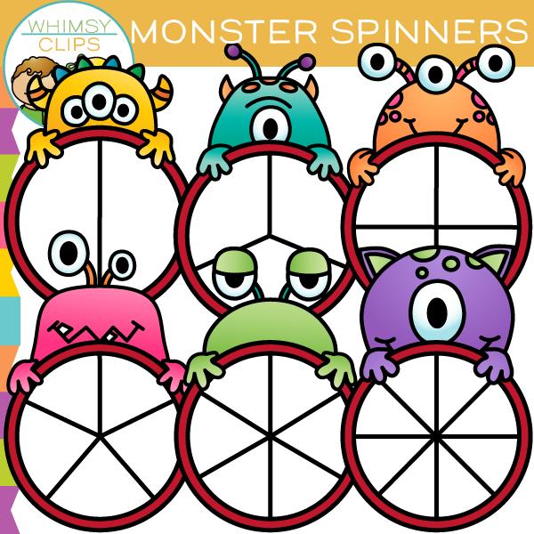 600x600 Monster Clip Art , Images Amp Illustrations Whimsy Clips