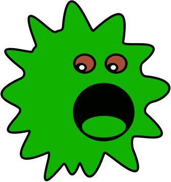 337x359 37 Best Monster Clip Art Free Download Images