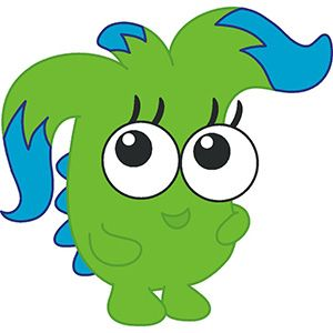 300x300 54 Best Monster Clip Art Images Pictures, Smiley