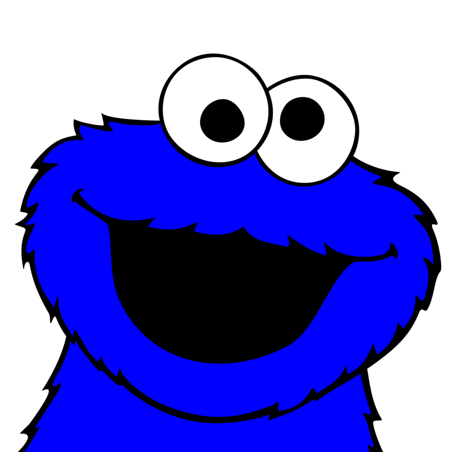 894x894 Cookie Monster Clip Art 5