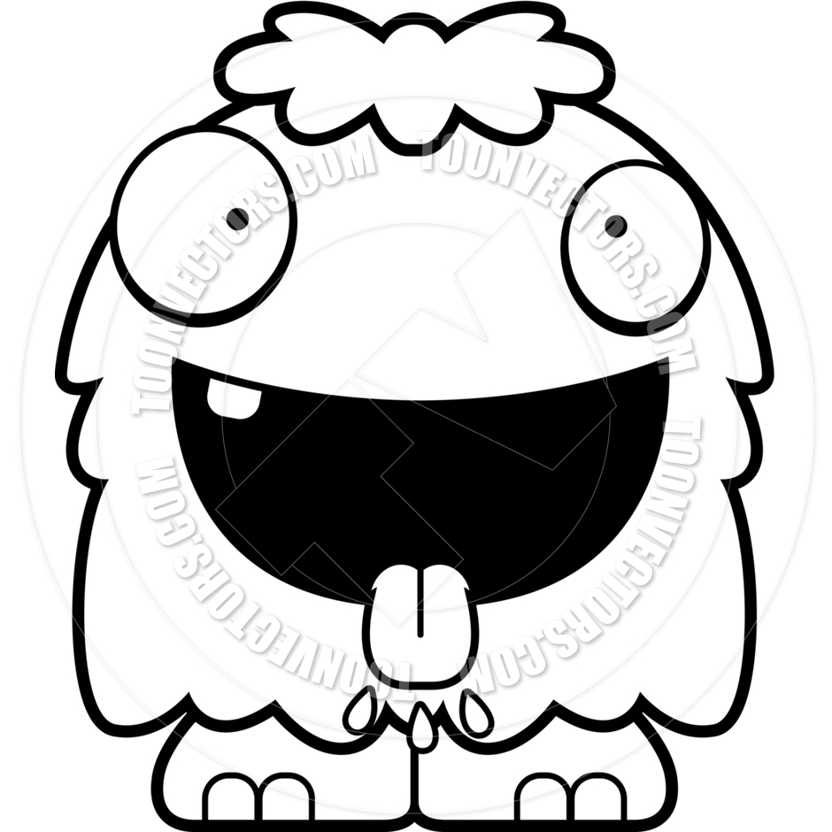 940x940 Monster Clipart Hungry Monster