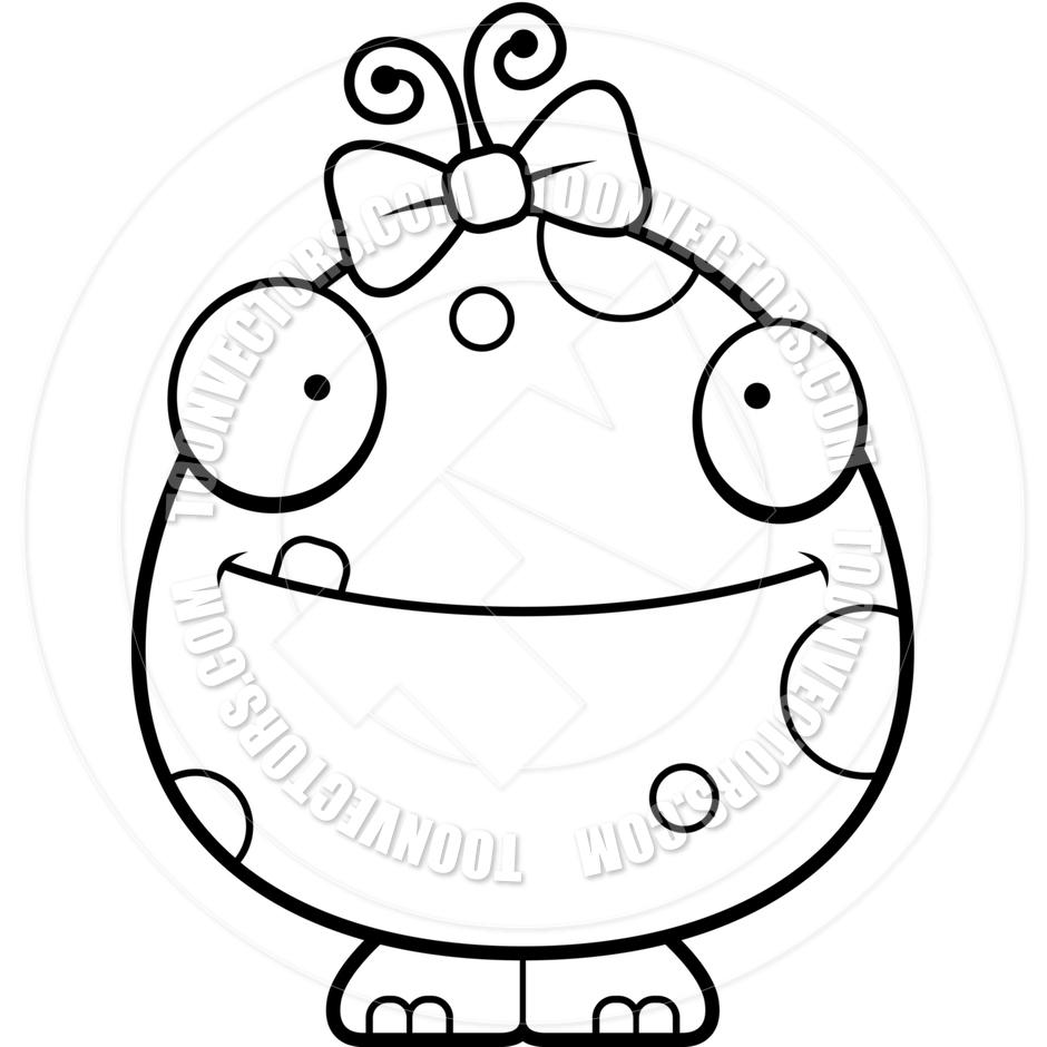 940x940 Alien Clipart Baby Monster