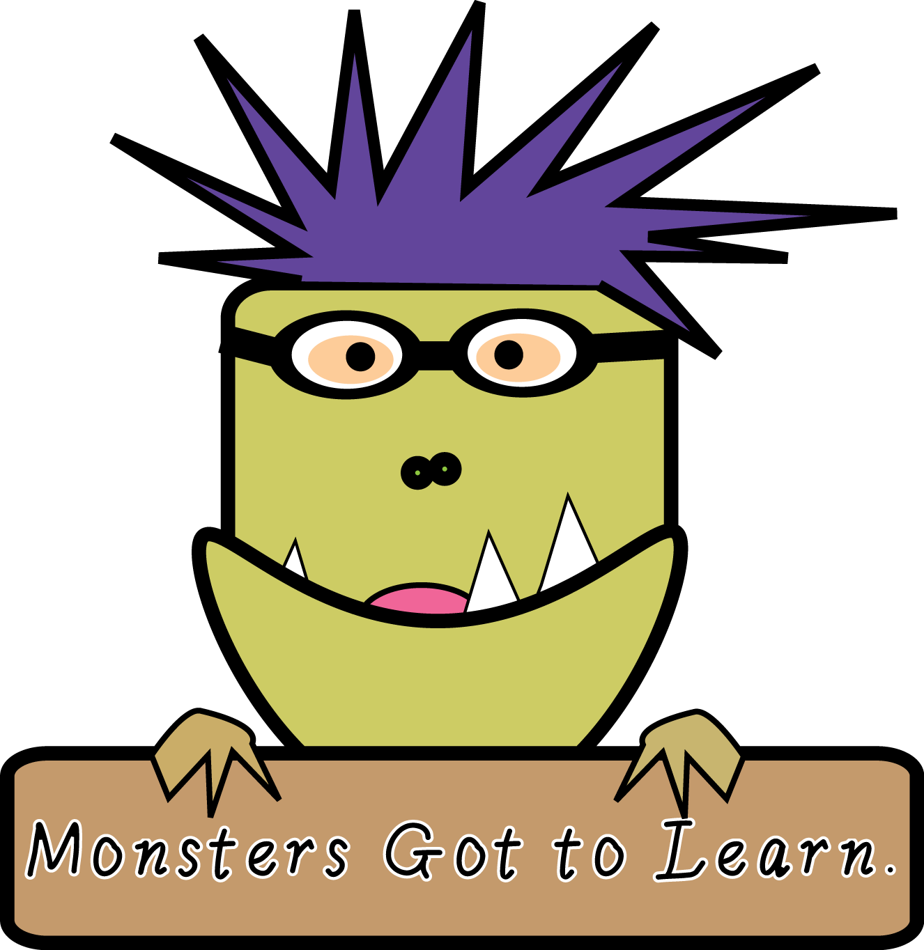 1326x1364 Monster Addendum 5 Free Clip Art Creatures. Digital Divide