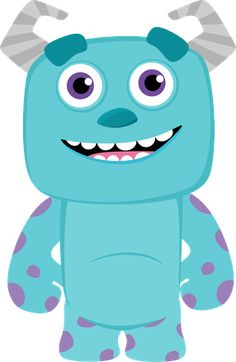 236x362 Creature Clipart Baby Monster Inc