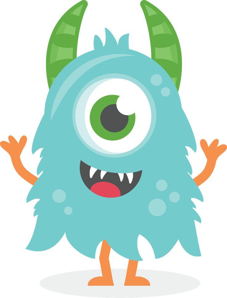 736x964 Best Monster Clipart Ideas Cute Monsters