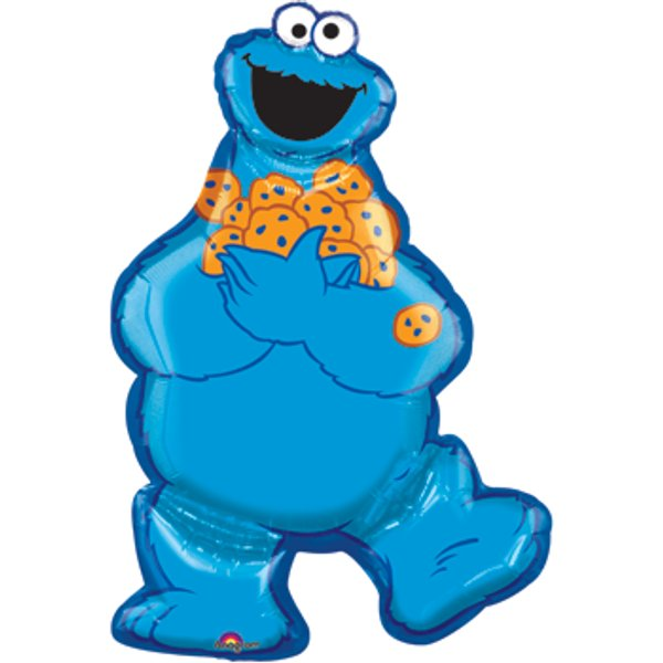600x600 Cookie Monster Baby Clipart