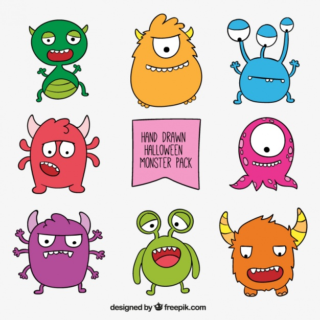 626x626 Monster Vectors, Photos And Psd Files Free Download