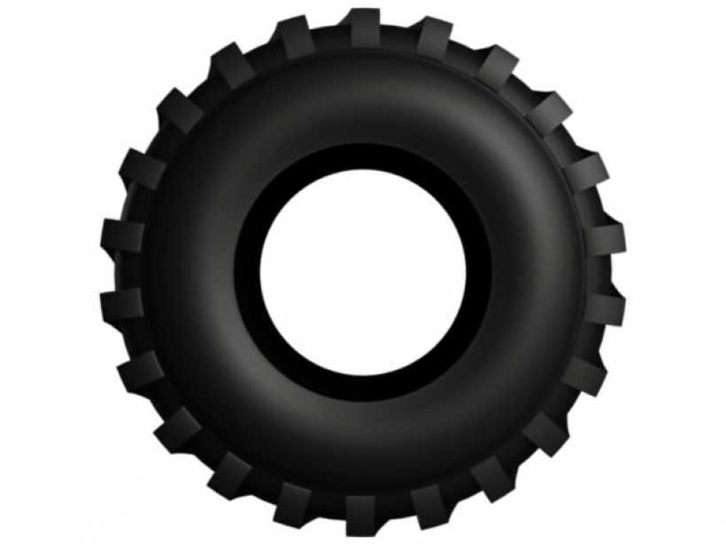 820x615 Tire Animation Clipart Clipart Kid Hd Vektor Monster Truck Tire