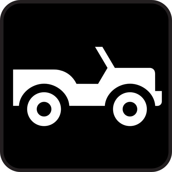 600x600 Jeep Truck Car Clip Art Free Vector In Open Office Drawing Svg