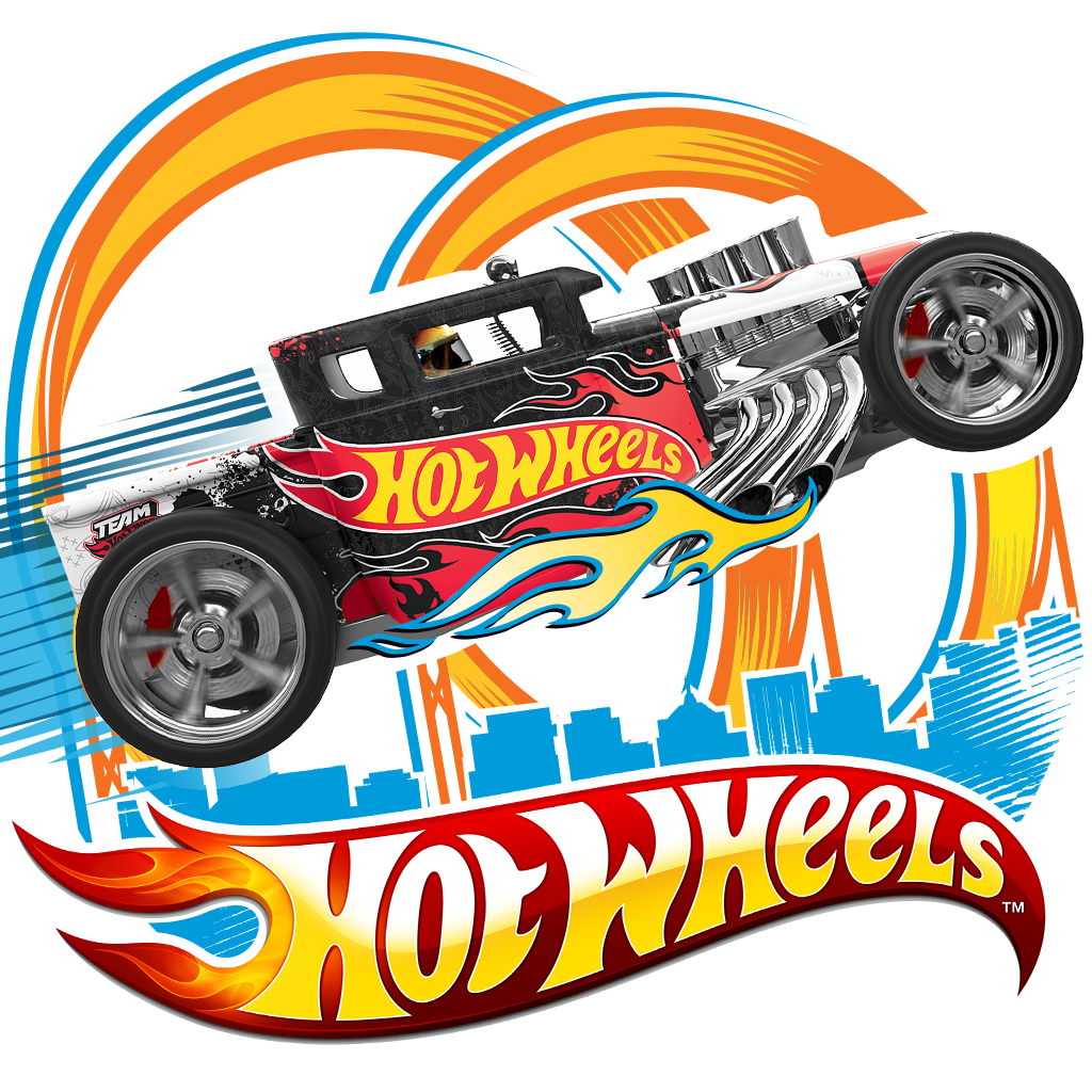 1024x1024 Tire Clipart Hot Wheel