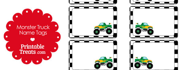 610x229 Monster Truck Clip Art