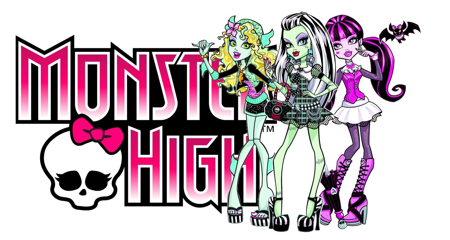 1464x780 Monster High Logo Clip Art