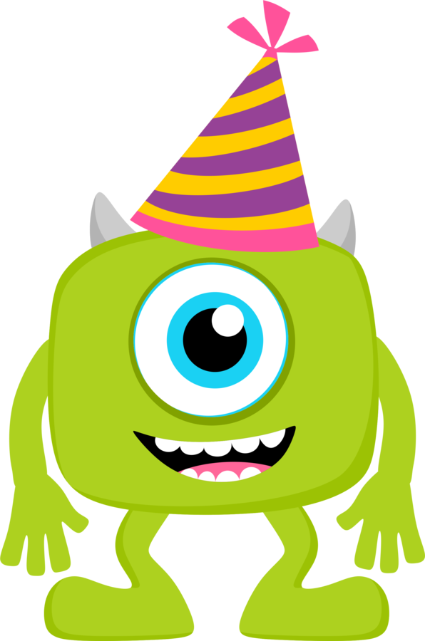 596x900 Baby Monsters Party Clipart. Oh My Baby!