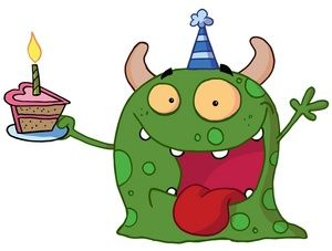 Monsters Clipart Free