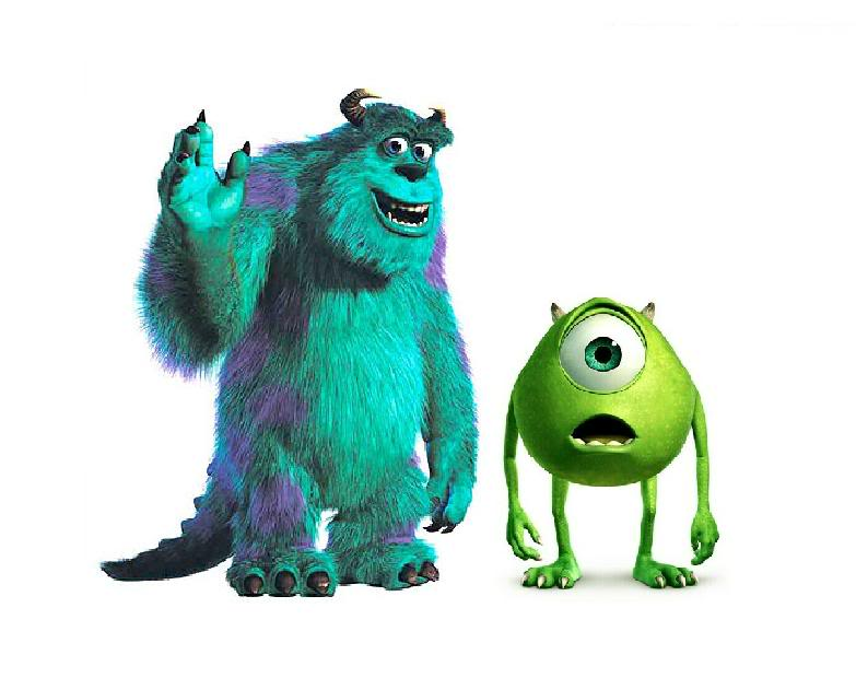 783x620 Monsters Inc Clipart