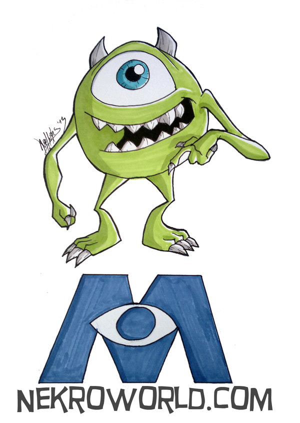600x845 Monsters Inc Cuchurrumin By Nekroworld Agl