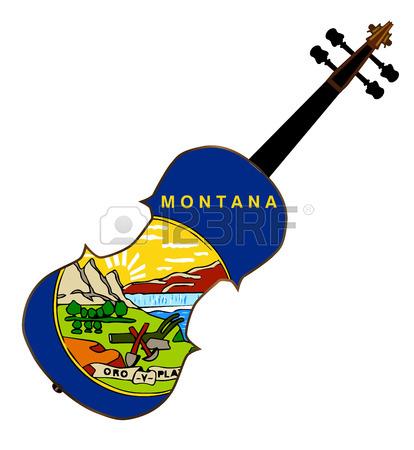 414x450 302 Montana Art Cliparts, Stock Vector And Royalty Free Montana
