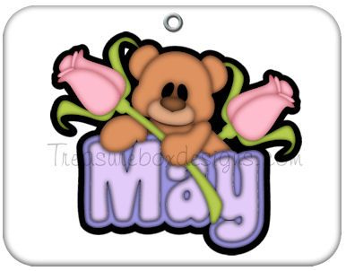 Month May Clipart