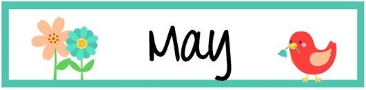 Month May Clipart | Free download best Month May Clipart ...