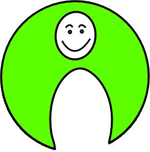 294x298 Happy Mood Clip Art