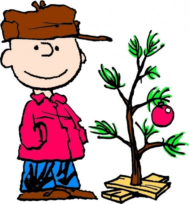 620x670 Clip Art Charlie Brown Christmas Tree Clipart Panda Free Mood